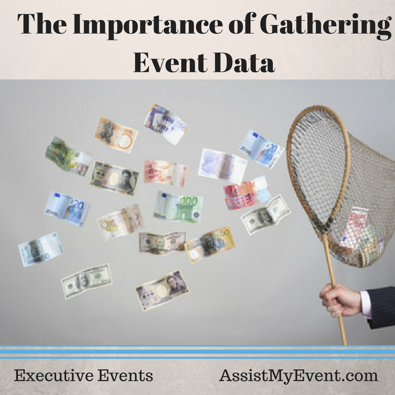 The Importance of Gathering Event Data
