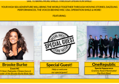 brooke burke and other surprise guests virtual event fundraiser