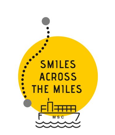 smiles across the miles fundraiser