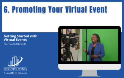 Promoting Your Virtual Event